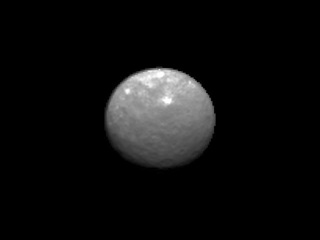 Täydellinen historia Ceres, Planet (?) Marsin ja Jupiterin välillä