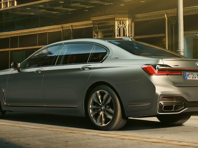 BMW kommer fortsätta göra sin mäktiga V12 till minst det närmaste decenniet