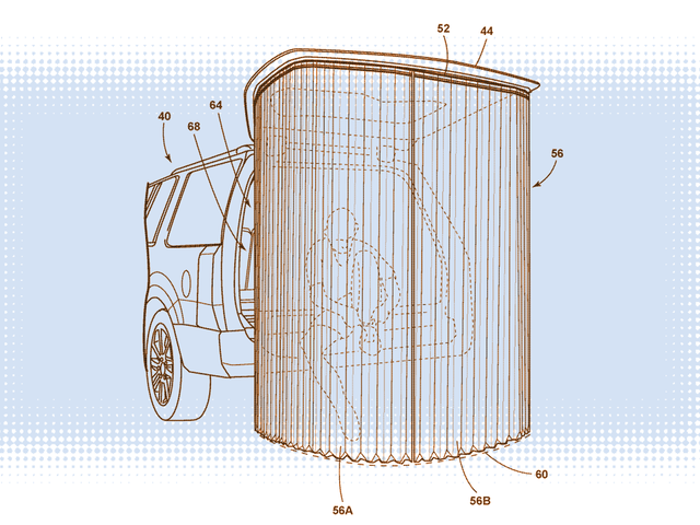 Ford Applies For A Patent For An Idea That's Been Around A Long Time But Is Still A Good Idea