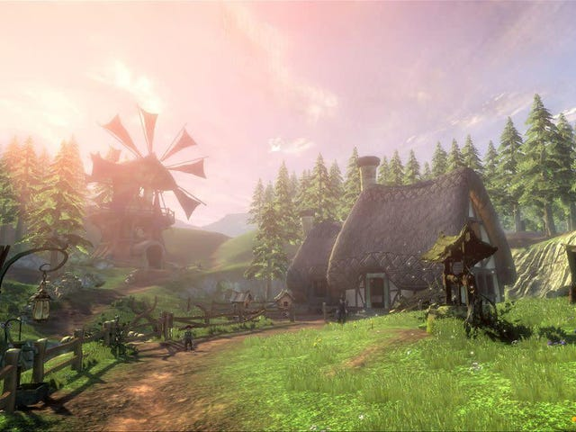 In Fable II, The Way To A Man's Heart Is Through Farts