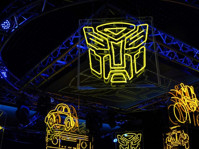 Paramount is ready to reboot the Transformers movies