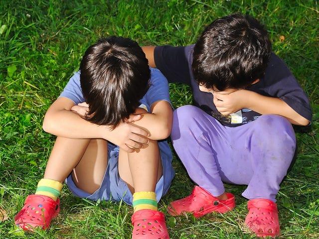 Hur man uppmuntrar ditt barns empati