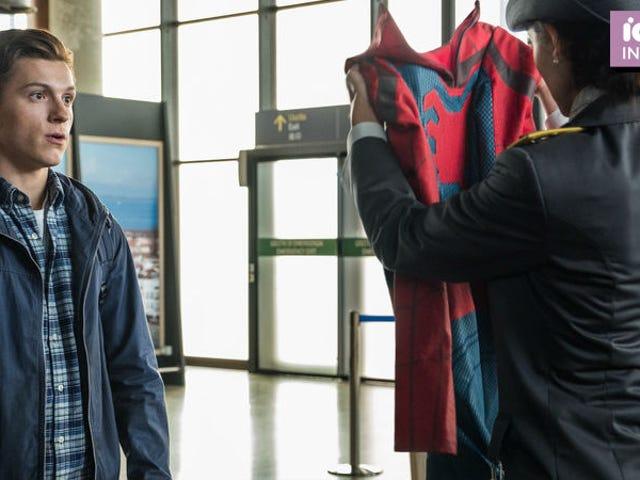Spider-Man: Far From Home Yapma ve Pazarlama Zorluğu Spider-Man: Far From Home , Kimse Ne Olduğunu Bilemediğinde