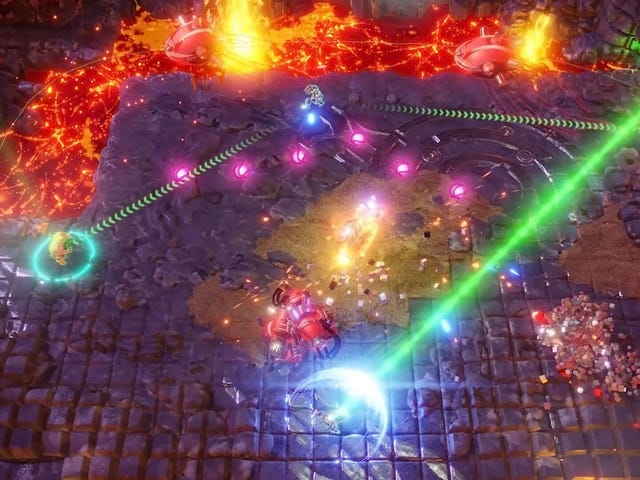 Acclaimed PS4 Developer Housemarque Changes Course, Saying Arcade Games Are 'Dead'