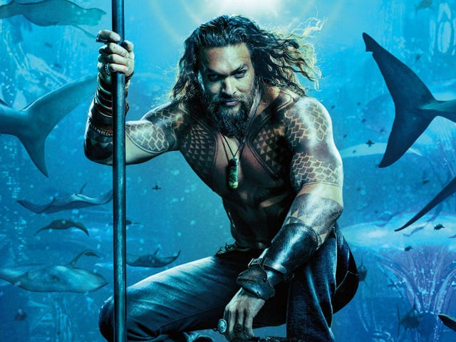 We May Finally Know What Aquaman's 'Unite the Seven' Means