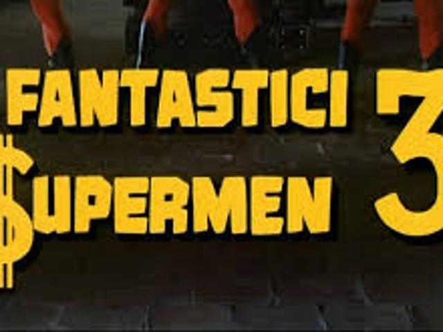 The Three Fantastic Supermen (1967)