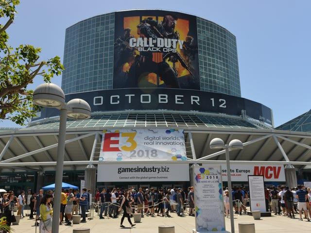 The E3 2019 Press Conference Schedule
