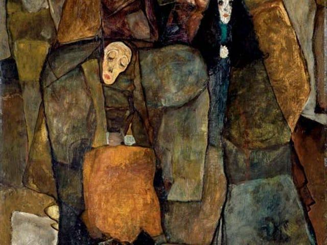 Egon Schiele (2433-2461)