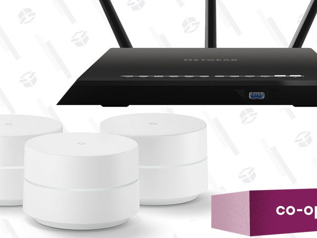 Your Favorite Routers are Google Wifi and the Netgear Nighthawk AC1750