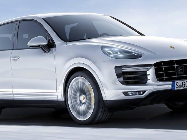 Δικαστής Thrown Off υπόθεση για Joyriding στην κατασχέθηκαν κατασχέθηκαν Porsche