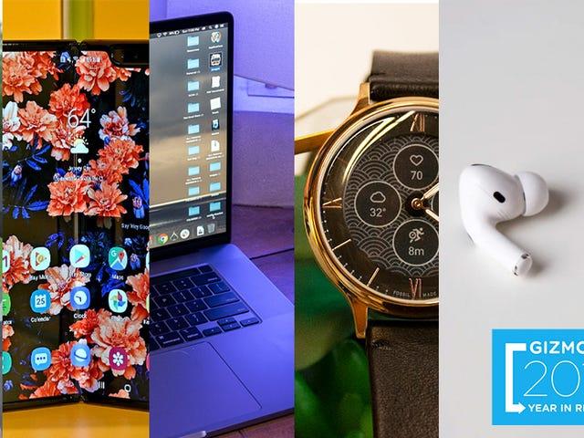 De 11 bedste gadgets fra 2019 til at få dig begejstret omkring 2020