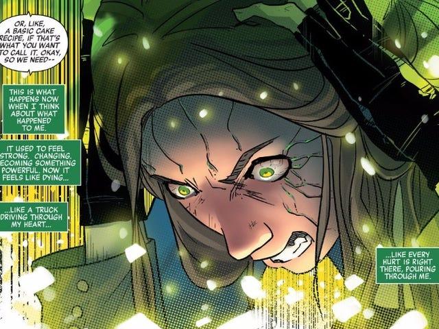 Femmes au bord d'une dépression nerveuse: trois bandes dessinées