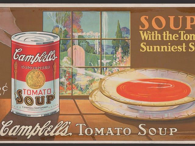 Vintage Soup