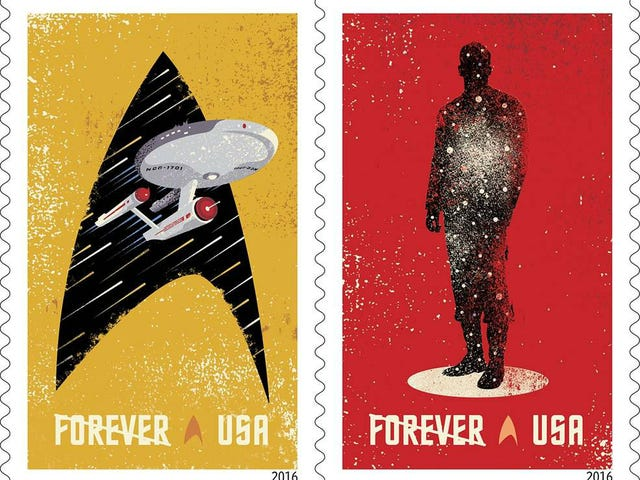 Soon, Your Mail Will Boldly Go Where No Person Has Gone Before