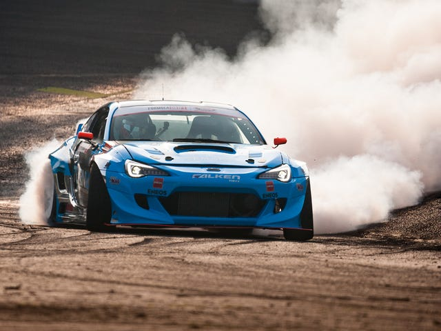Formula Drift Is Low Key The Most Unrestricted Racing Series In America