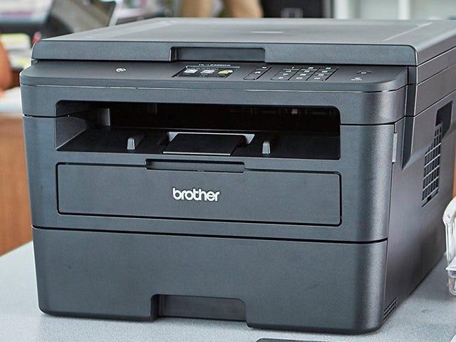 """La nueva impresora láser de Brother """"todo en uno"""" está más barata que nunca"""