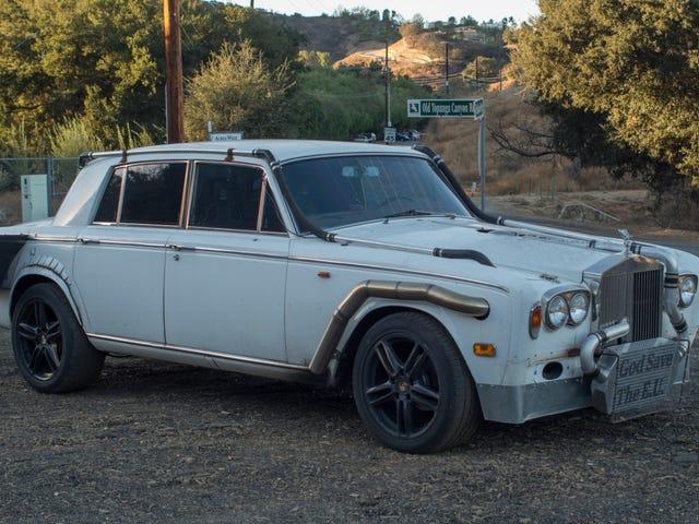 购买这辆1979年的大满贯罗伊斯愤怒的富人和其他人