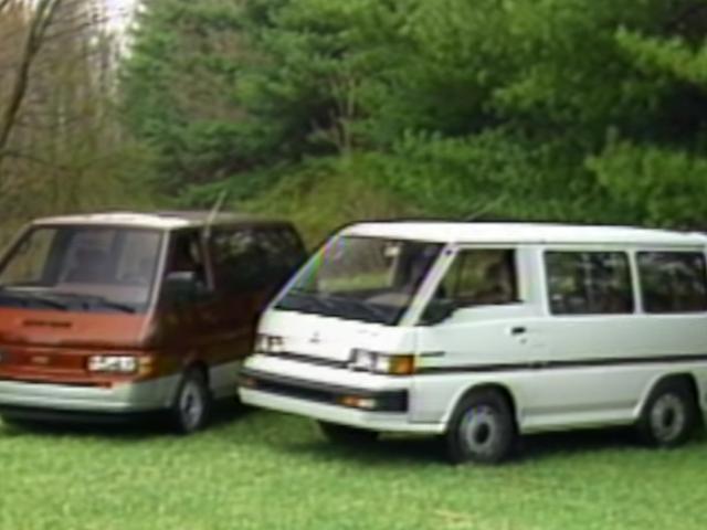 Trải nghiệm Van Time đã như thế nào vào năm 1987 với MotorWeek
