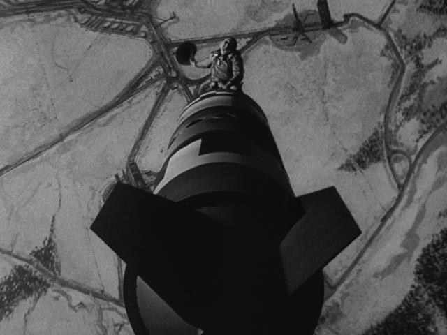 Ponme en el primer arma nuclear a Marte