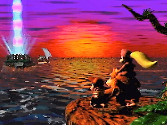 Invisible Beetle Is The Key To A New <i>Donkey Kong Country 2</i> World Record