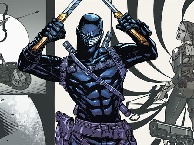 G.I. Joe Is Returning to the Big Screen With a Solo Movie All About Snake Eyes