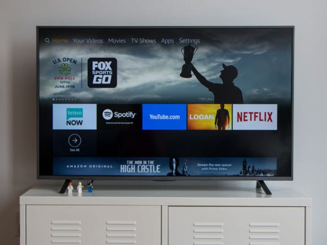 "Here's Your Prime Day $400 Alexa-Powered 55"" 4K TV"