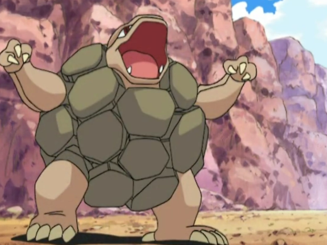 Pokémon Go Players Are Preparing For Legendaries By Powering Up Golem