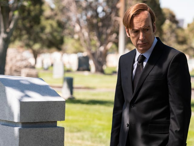 Better Call Saul vil ikke være tilbage til 2020