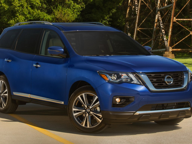 What Happened To The Nissan Pathfinder?