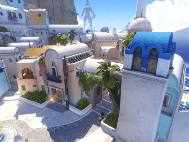 <i>Overwatch</i>'s New Map Is A Lovely Place To Die Horribly