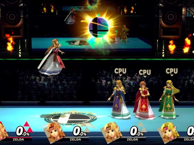 Watch Out For Smash Balls In This Weekend's Nintendo-Sanctioned Tournament