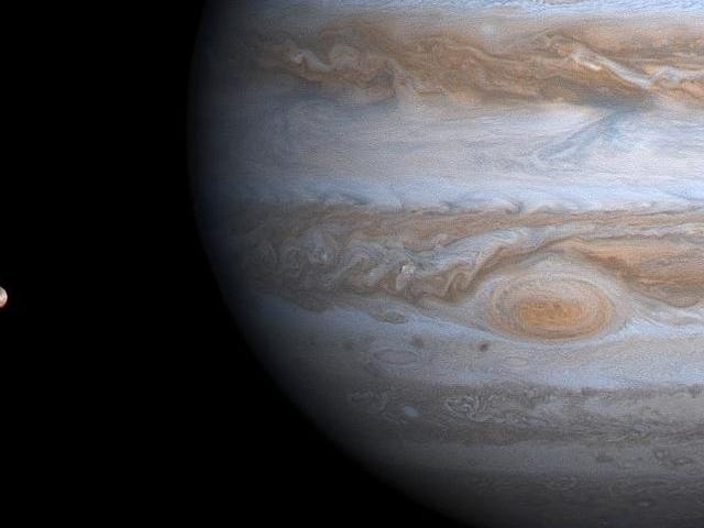 Astronomers Found 10 New Moons Circling Jupiter