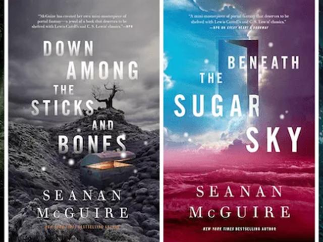 Syfy's Latest Fantasy Acquisition Is Seanan McGuire'sWayward Children Series