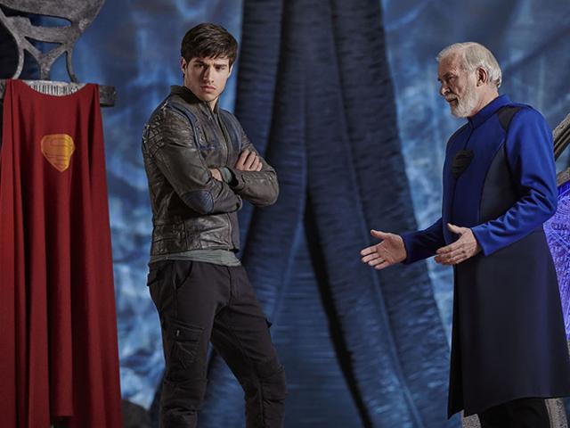 Jak Krypton jest Prequelem, który nie chce być Prequelem