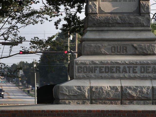 Can a Black Man Get a Fair Trial in a Courthouse That Honors the Confederacy?