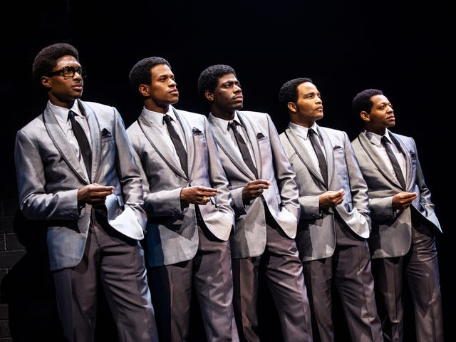 Broadway's Ain't Too Proud Is a Rousing, Joyful Nod to Black American Life and Legacy