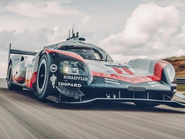Em que Chris Harris dirige o maldito Porsche 919