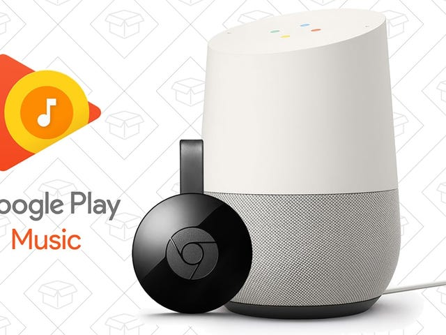 Buy a Chromecast and Google Home Together, Save $40