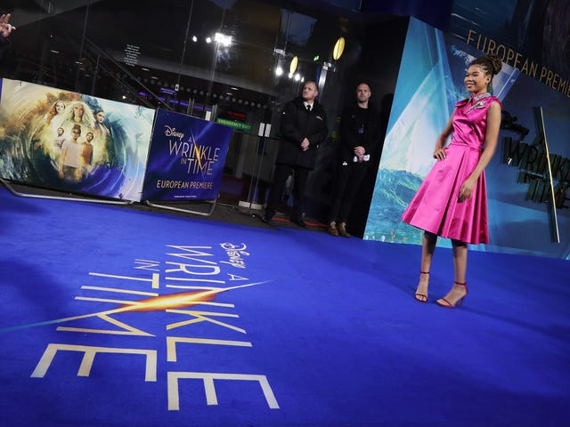 A Wrinkle in Time's European Premiere Made Us Wonder if Everything's Better With a British Accent
