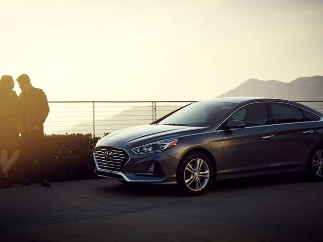 Hyundai Wants You To Drive Around With Holograms In Your Car