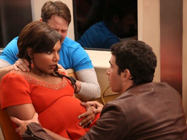 An unusual exploration of childbirth results in another hilarious Mindy Project