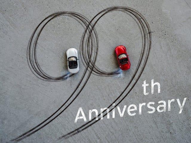 Mazda's Birthday!