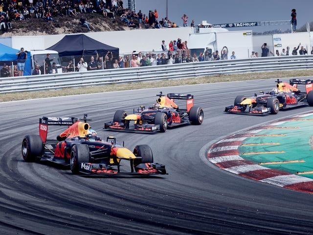 हम एक डच ग्रांड प्रिक्स हो रहे हैं, लेकिन F1 ड्राइवर्स को लगता है कि यह भयानक हो सकता है