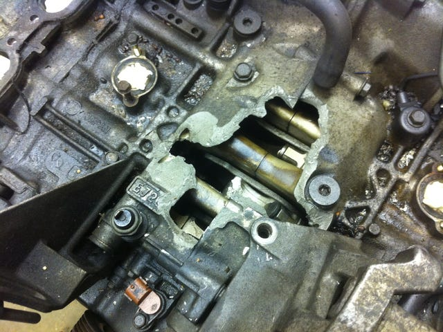 So here's my (engine's) problem,