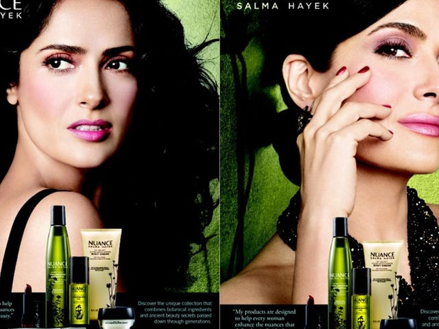 Salma Hayek Ups the Ante on Her Beauty Line