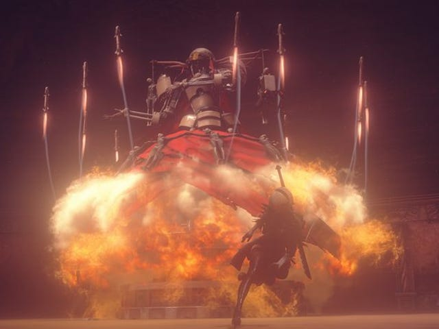 NieR: Automata is so crazy, it might just work