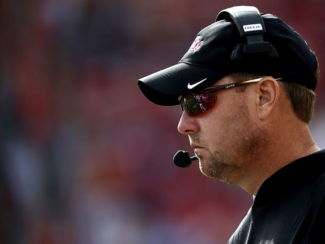 Report: The SEC Blocked Nick Saban's Attempt To Hire Hugh Freeze