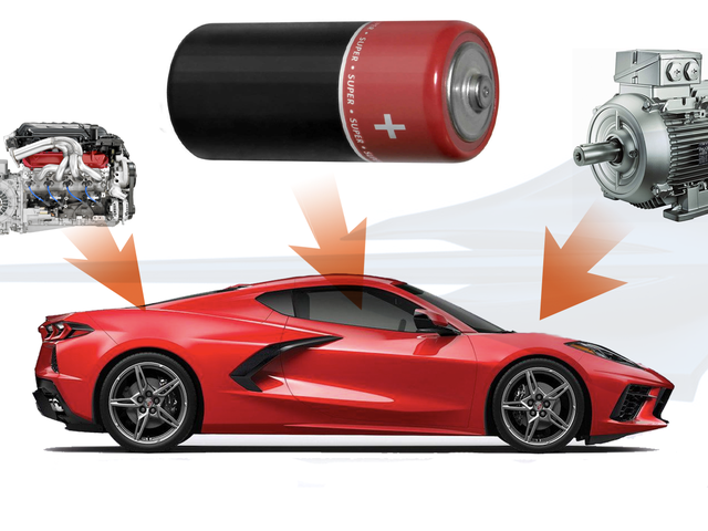 What We Know About The Hybrid, All-Wheel Drive C8 Corvette From Official Documents