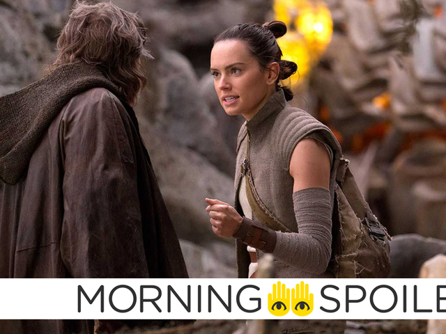 Yes, It's Already Time for Some Really Wild Star Wars: Episode IX Rumors