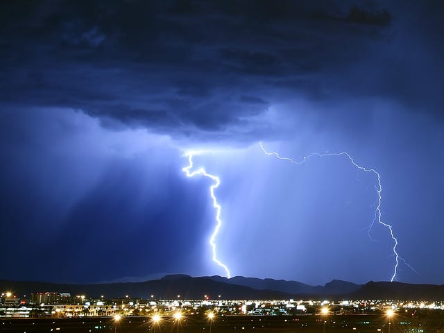 Unplug Your Electronics Before a Thunderstorm